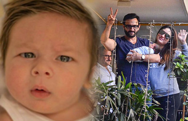 a019dd78c0197 Representative News Image Saif Ali Khan and Taimur. On 20th December 2016, Saif  AlI Khan and Kareena Kapoor welcomed their ...