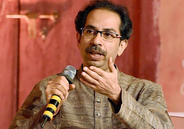 File pic of Shiv Sena chief Uddhav Thackeray