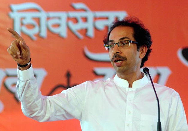 File pic of Shiv Sena president Uddhav Thackeray
