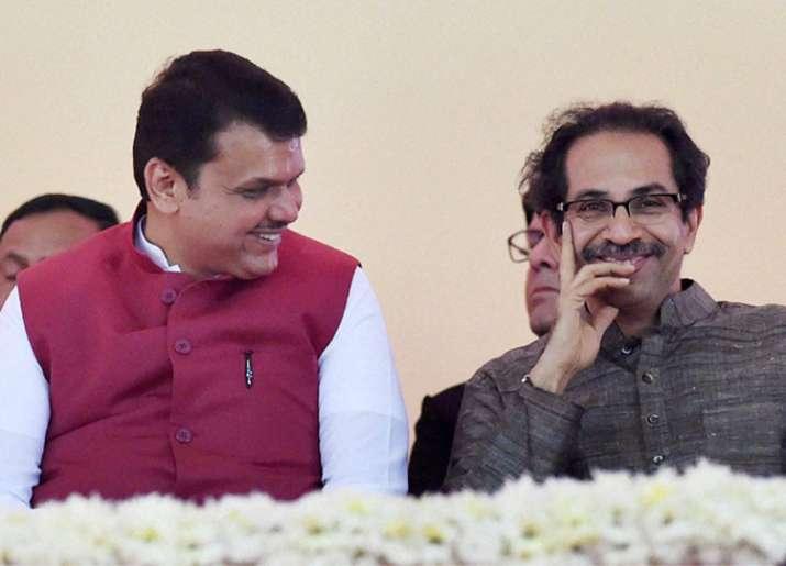 BJP-Shiv Sena like ghee khichdi, Congress said today