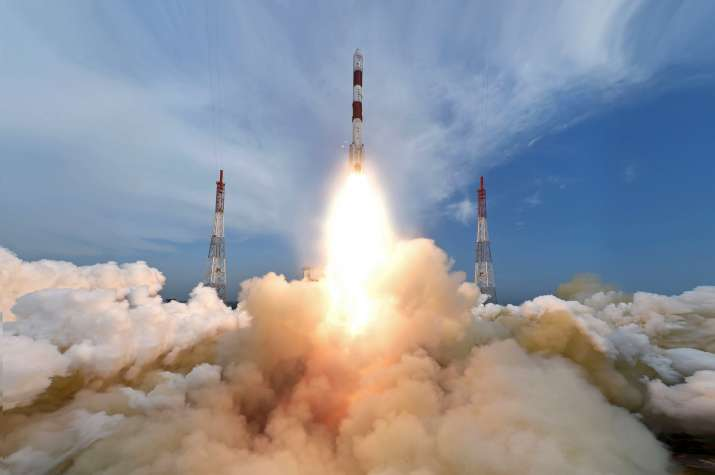 In a proud moment for India, ISRO sent a record 104