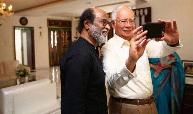 kabali, Malaysia, Najib Razak, Rajnikanth, Tamil