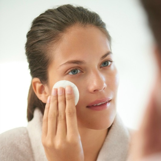 India Tv - apply green tea toner twice a day for pimple-free skin