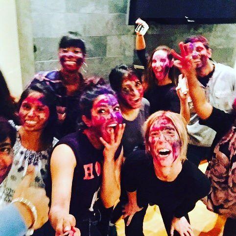 India Tv - Priyanka Chopra holi celebrations