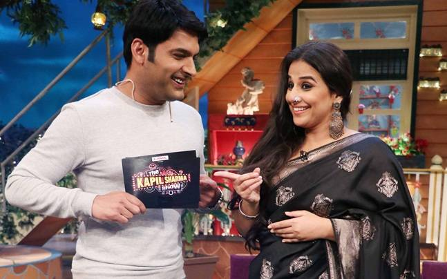 India Tv - Kapil Sharma, Vidya Balan