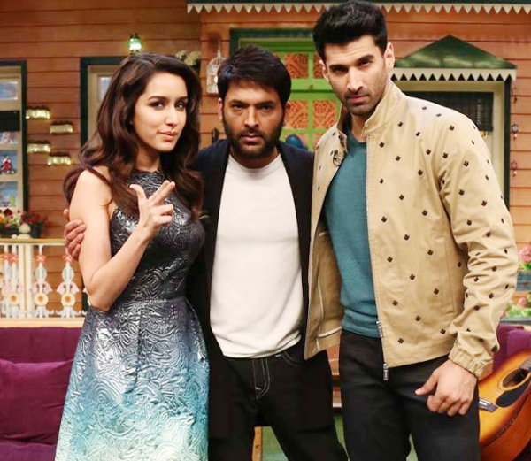 India Tv - Shraddha Kapoor, Kapil Sharma, Aditya Roy Kapur