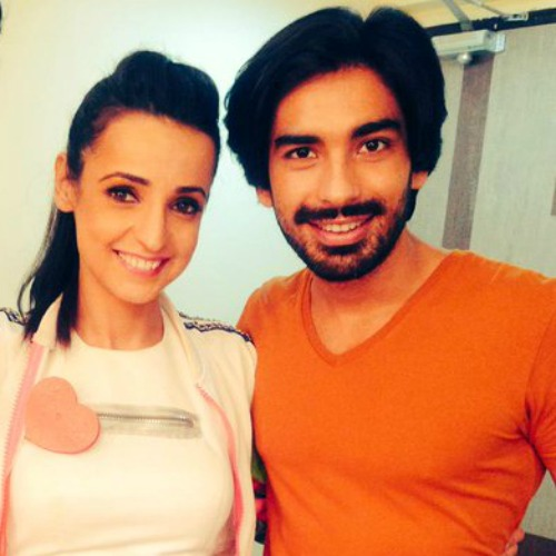 India Tv - Sanaya Irani and Mohit Sehgal