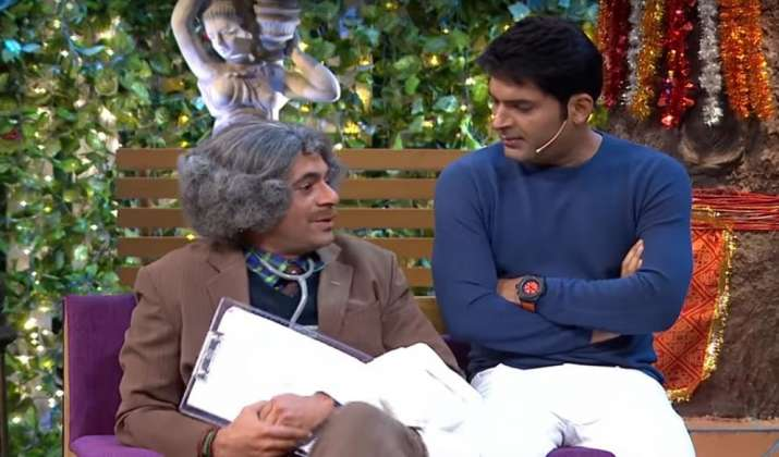 India Tv - Kapil Sharma and Sunil Grover
