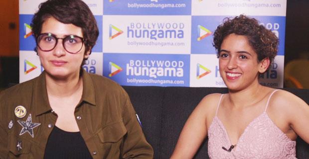 India Tv - fatima sana shaikh and sanya malhotra worked as interns with Aamir Khan