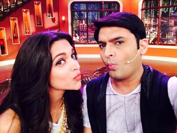 Kapil Sharma doesn't miss 'Deepika Padukone' anymore!