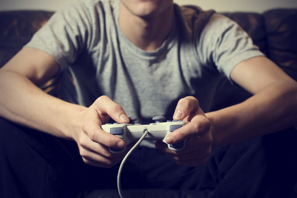 Playing video games may help to fight depression