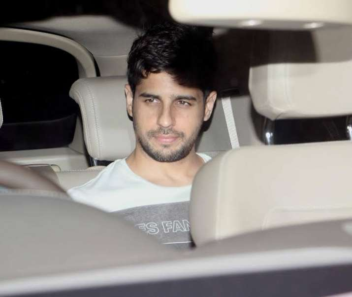 India Tv - Sidharth Malhotra