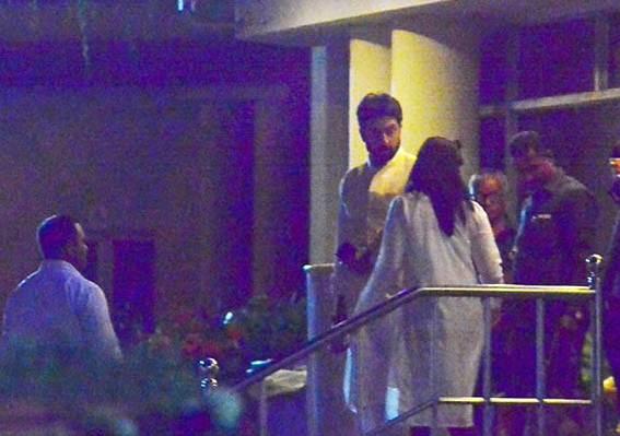 India Tv - Aishwarya's dad admitted in ICU