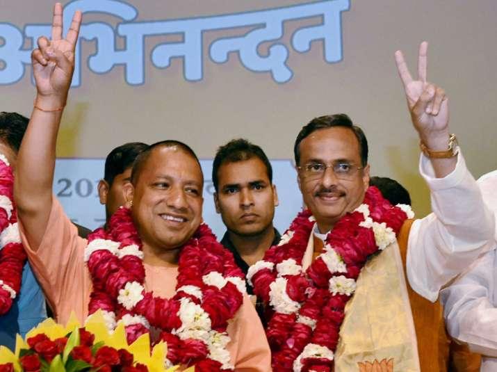 Dinesh Sharma will be one of the two deputies of Yogi