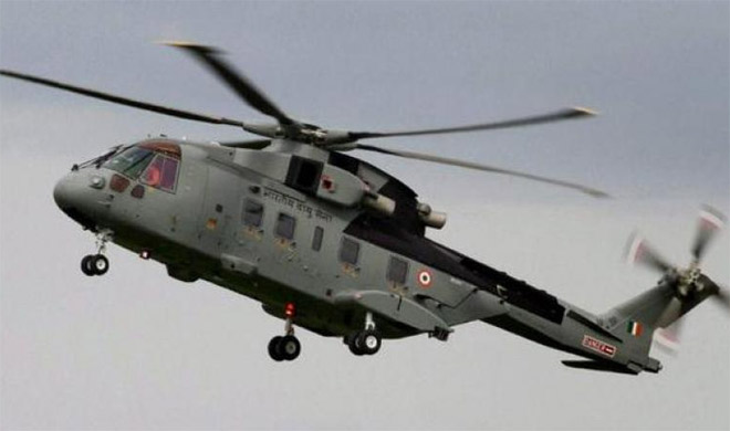 AgustaWestland chopper scam. Representative Image.