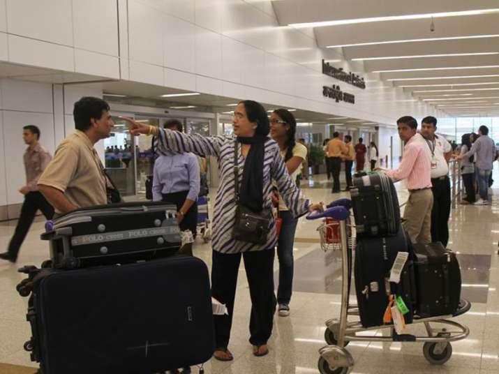 No hand baggage stamping at seven airports starting April 1