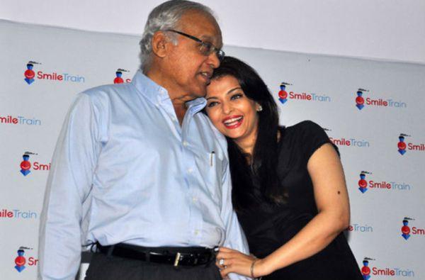 Aishwarya's dad admitted in ICU