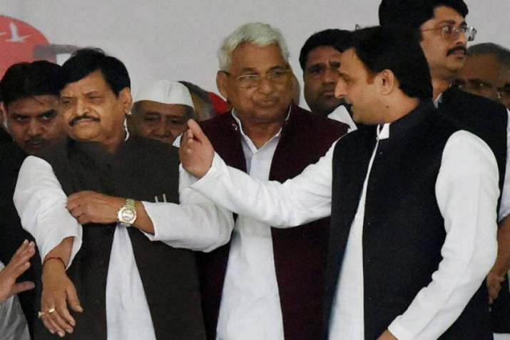 Shivpal targets Akhilesh Yadav, says UP verdict defeat of