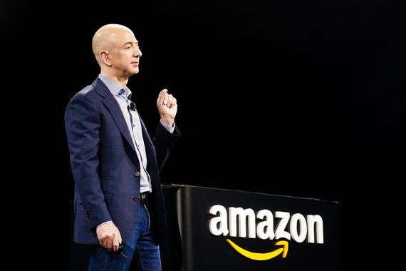 Jeff Bezos-led Amazon has pledged huge investments in India