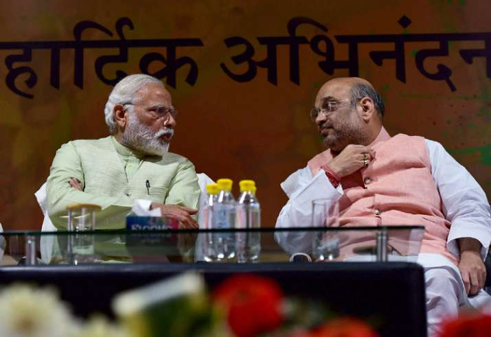 BJP President Amit Shah to decide UP, Uttarakhand CMs after