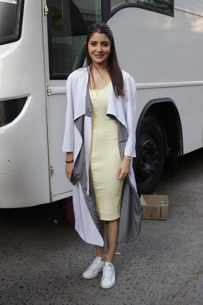 India Tv - Anushka Sharma during Phillauri promotions