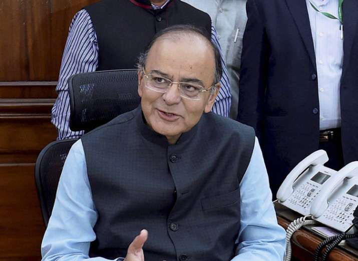 Jaitley dismisses Congress allegation of stealing Goa