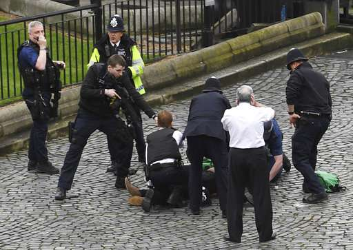 India Tv - London terror attack