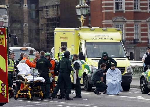 India Tv - London terror attack