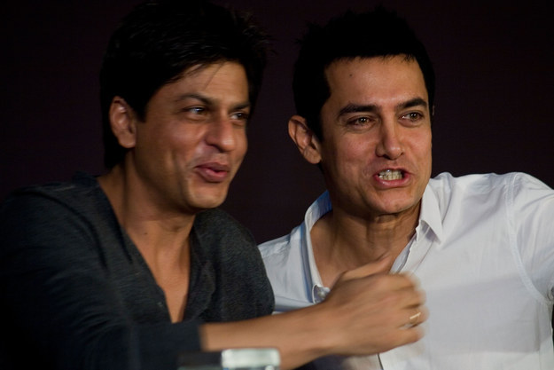 India Tv - Aamir Khan, Shah Rukh Khan- India Tv