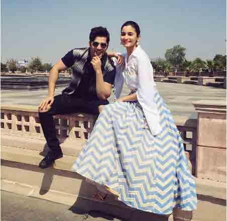 India Tv - 'Badrinath Ki Dulhania' is a very special film, says Varun Dhawan