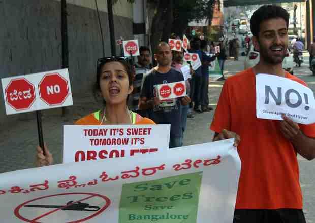 Karnataka govt scraps Rs 1,700-cr steel flyover project in