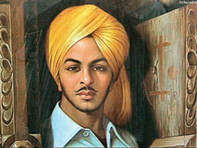 On Martyr's Day, a letter in Urdu from Bhagat Sigh to his