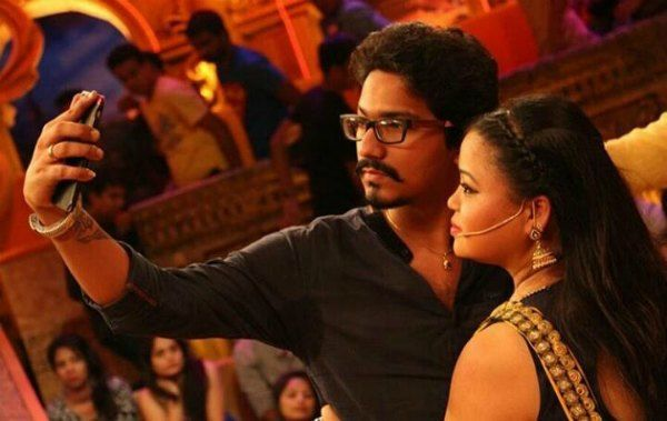 India Tv - Bharti Singh and her fiancé Haarsh Limbachiyaa
