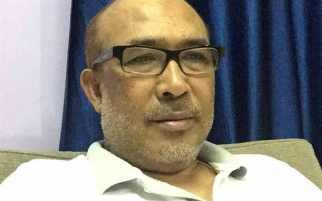 From an avid footballer to Manipur CM: Biren Singh's