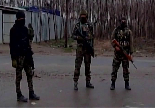 Pulwama encounter: 15-year-old student killed in police