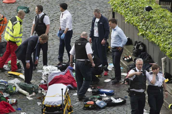 This is how witnesses described the 'terrorist' attack on