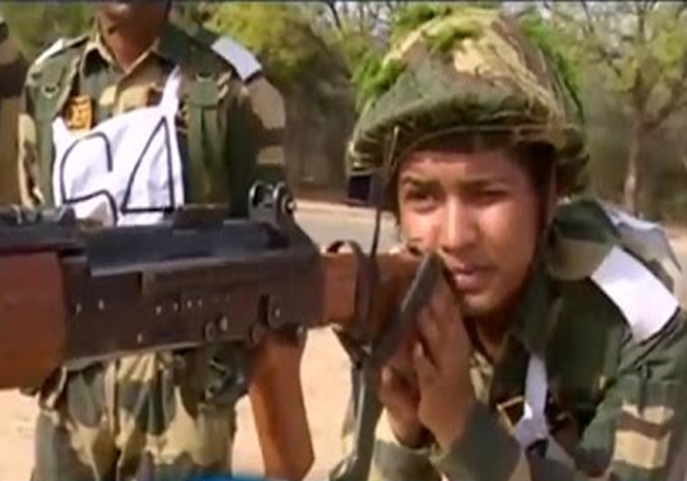 Meet Tanushree Pareek, first woman combat officer induced