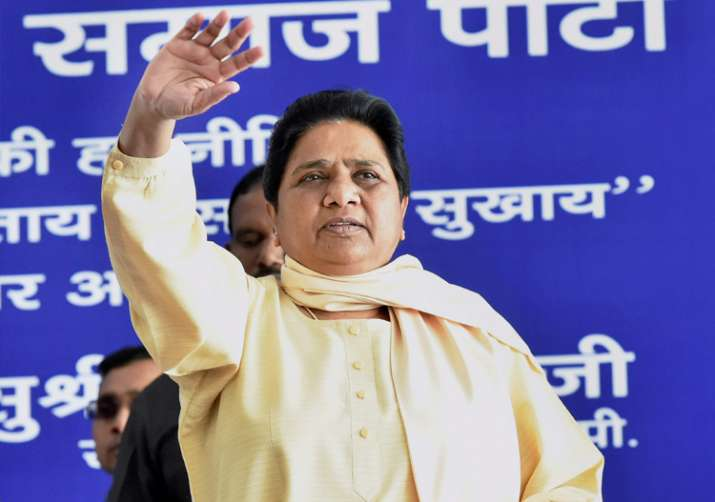 BSP to move court against 'EVM tampering' in 2-3 days