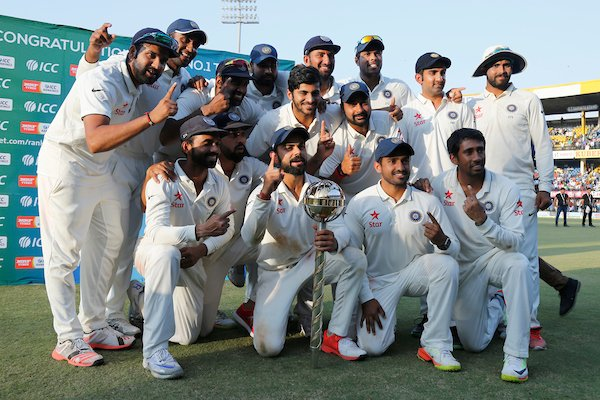 BCCI enhances retainer, match fee amounts for 32 centrally