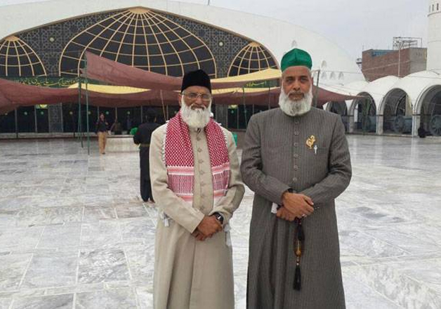 Two missing Indian Sufi priests in custody of Pak's intel