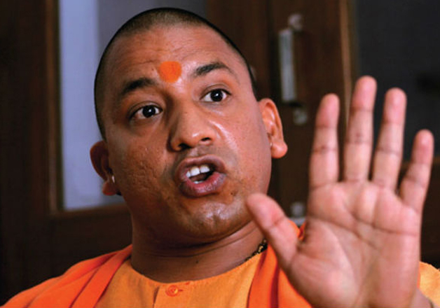 File pic of Uttar Pradesh Chief Minister Yogi Adityanath