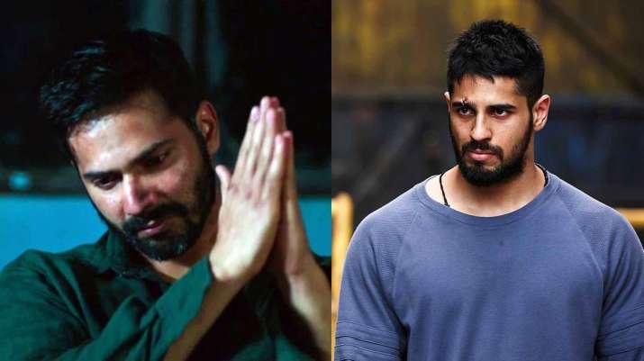 India Tv - Cold war between Siddharth Malhotra and Varun Dhawan