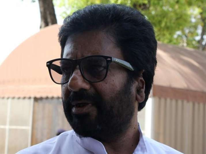 File pic of Shiv Sena MP Ravindra Gaikwad