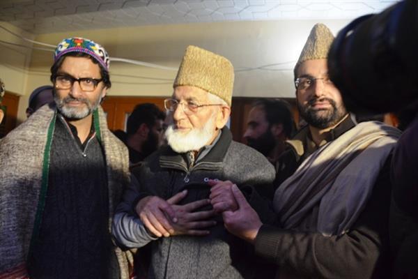 ED summons Kashmiri separatist leaders Geelani, Yasin Malik