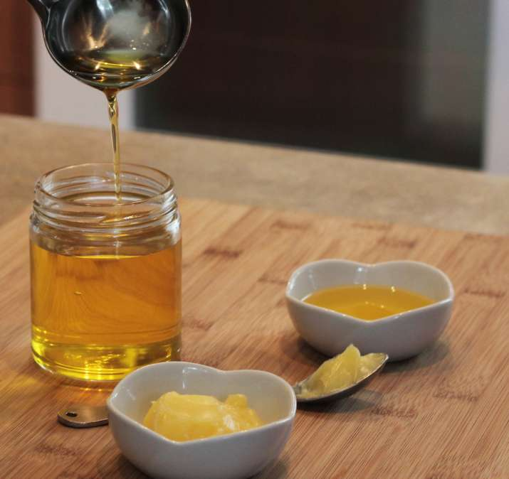 India Tv - adulteration in ghee
