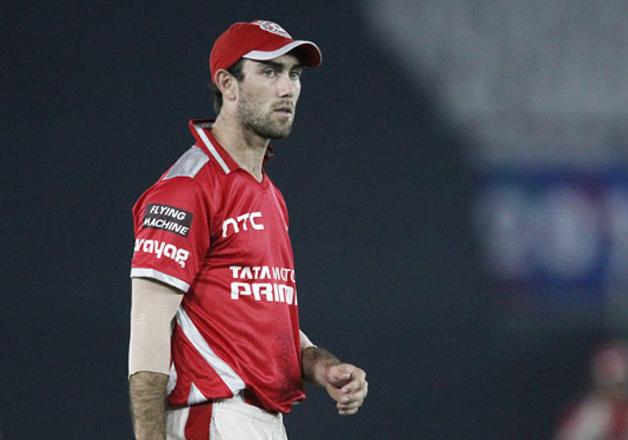 Glenn Maxwell replaces Murali Vijay as skipper of Kings XI