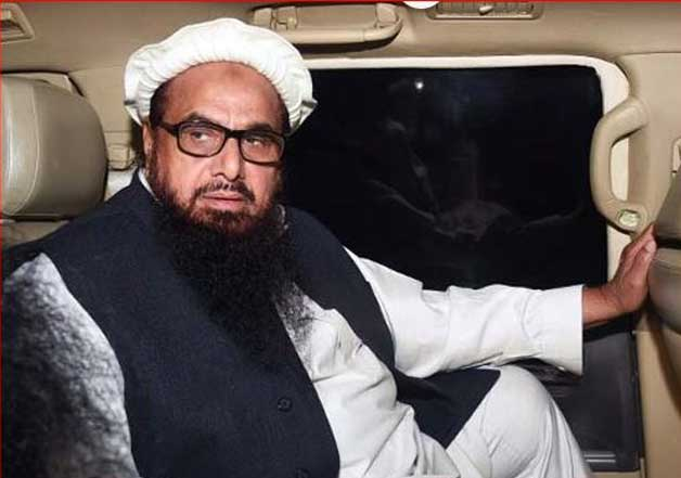 Jamaat-ud-Dawah (JuD) chief Hafiz Saeed