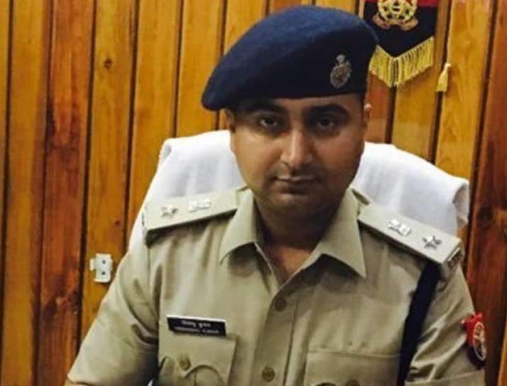 IPS officer Himanshu Kumar suspended