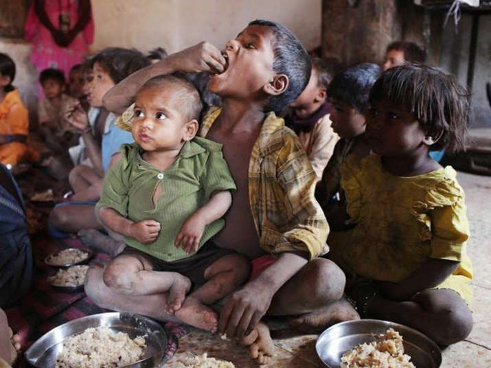 Representational pic - Over 19 crore still undernourished