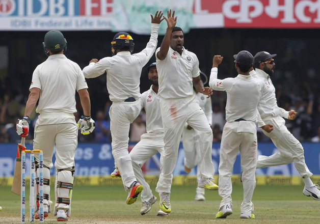Ind vs Aus, 2nd Test, Day 4: India beat Australia by 75